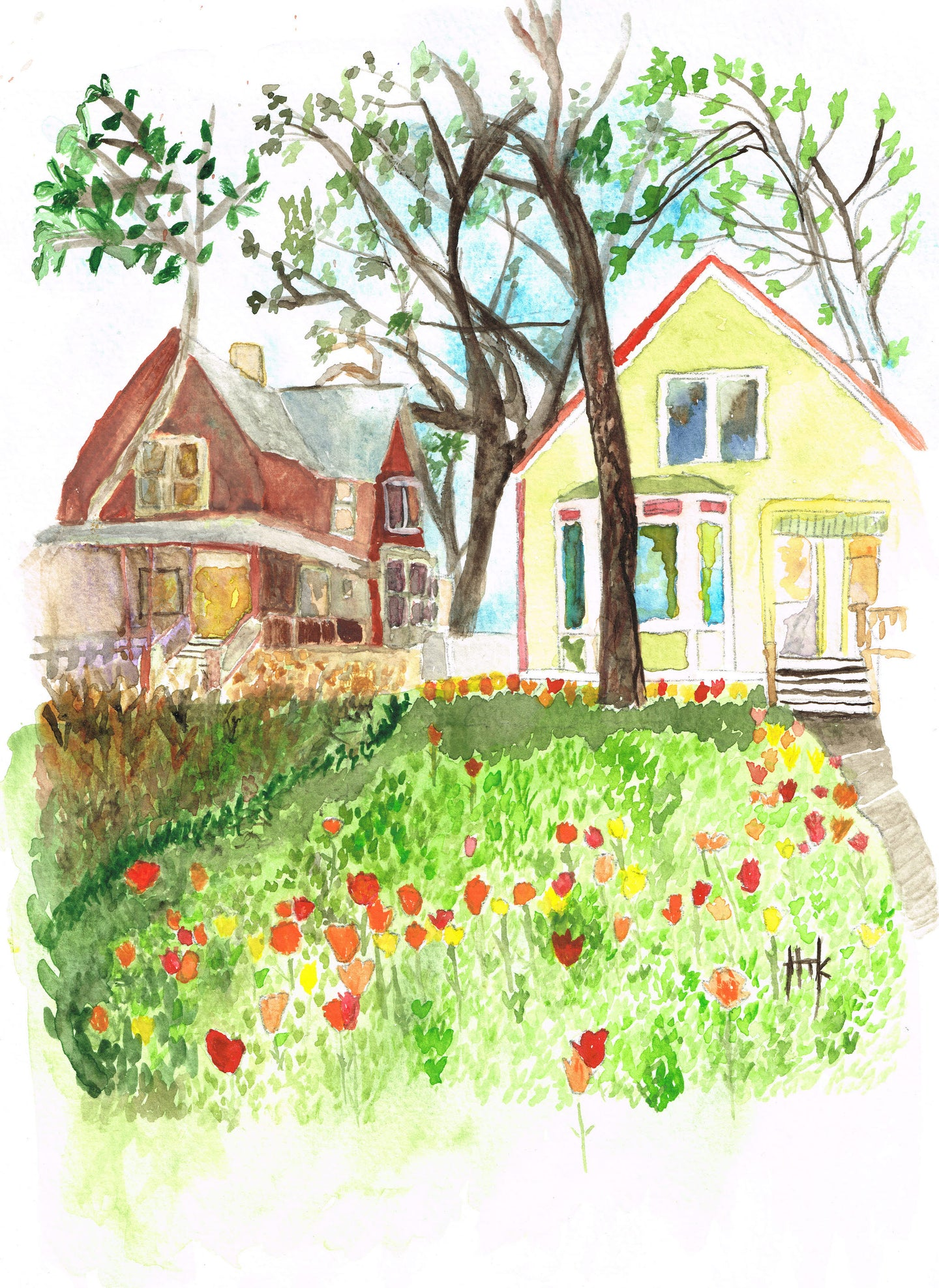 OAK PARK SPRINGTIME HOMES