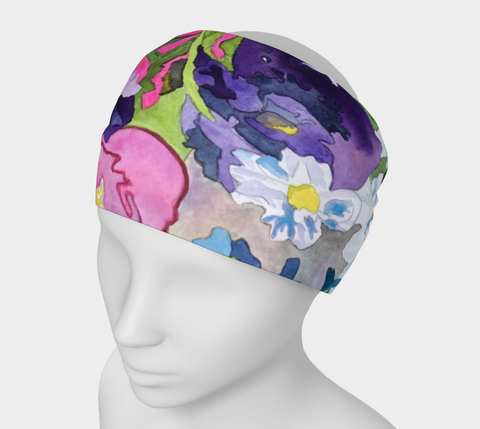 Headband - Floral Collection
