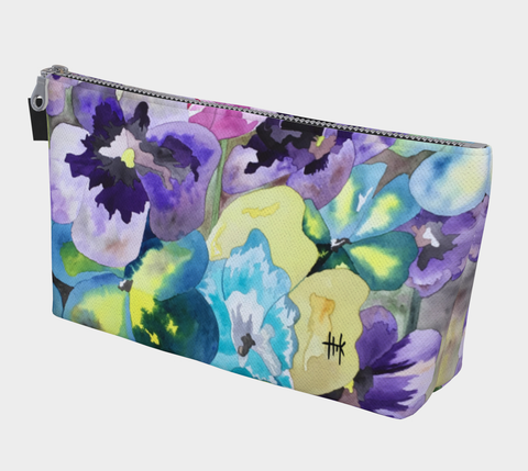 Toiletries Bag - Spring Flowers