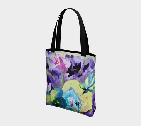 Tote Bag - Spring Flowers