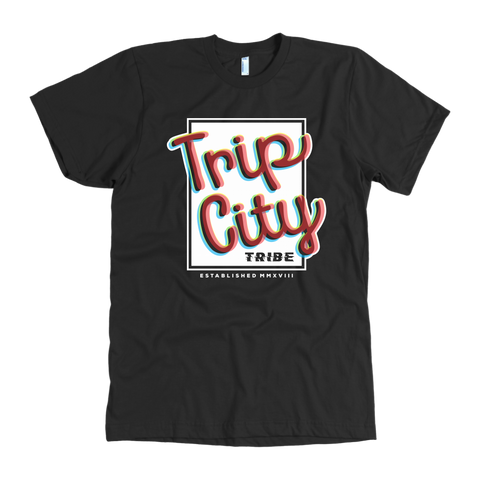 Trip City Tribe Trippy Tee - Trip City