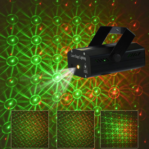 Party Insanity Laser Projector - Trip City