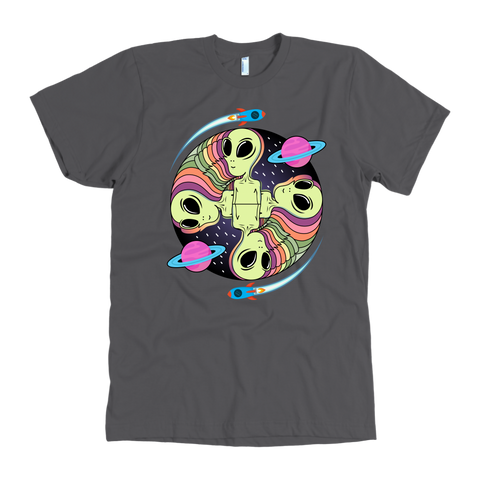 Trippy Alien Bob Tee - Trip City