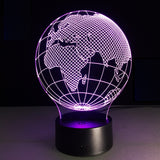 Whole New World Illusion Lamp - Trip City