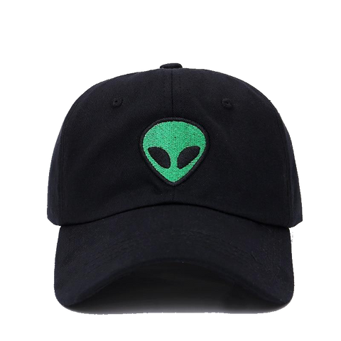 Bob the Alien Baseball Cap - Trip City
