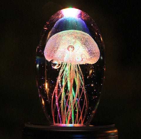 Trippy Jelly Fish Lamp - Trip City