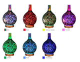 Trippy Big Bang Aromatherapy Humidifier Lamp - Trip City