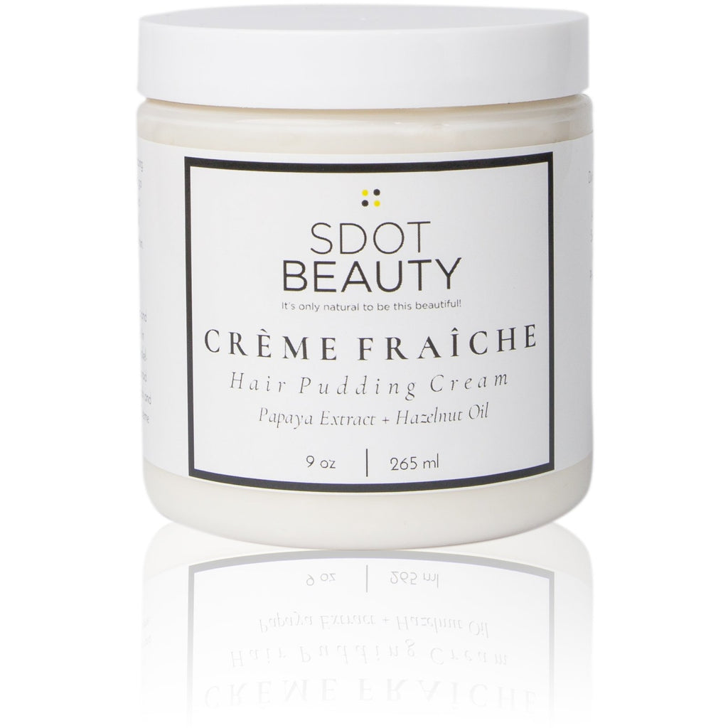 CREME FRAICHE Hair Pudding Cream