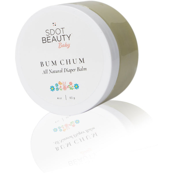 BUM CHUM All Natural Diaper Balm