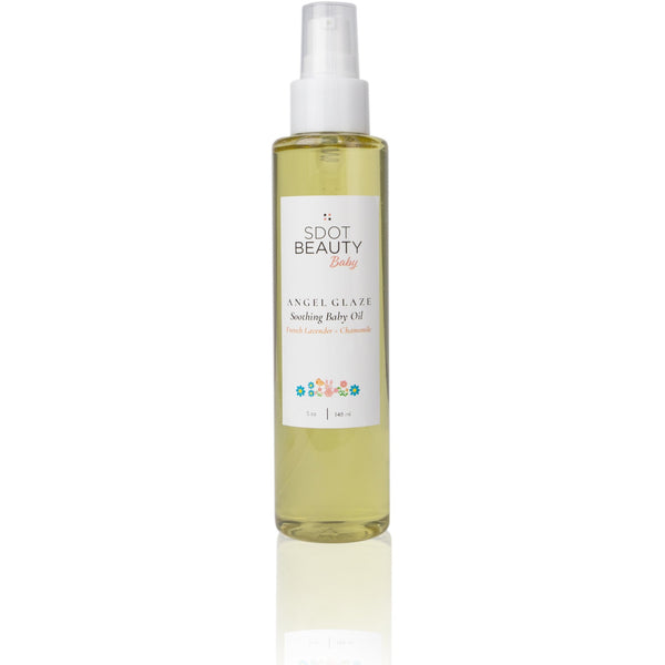 ANGEL GLAZE Soothing Baby Oil