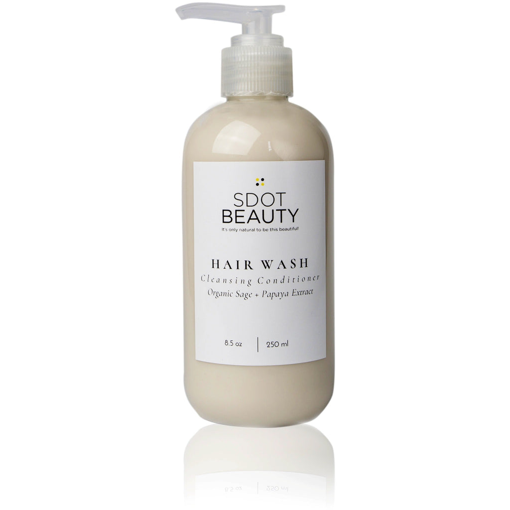 HAIR WASH Cleansing Conditioner