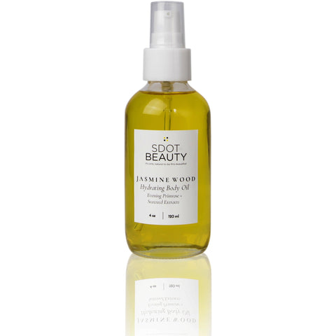 JASMINE WOOD Hydrating Body Oil