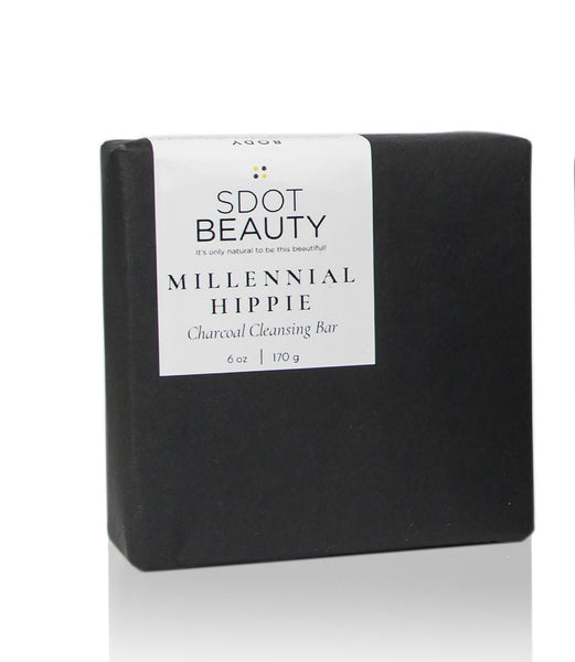 MILLENNIAL HIPPIE Cleansing Body Bar