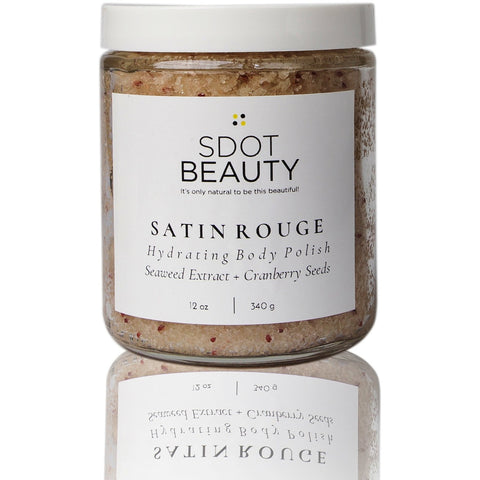 SATIN ROUGE Body Polish