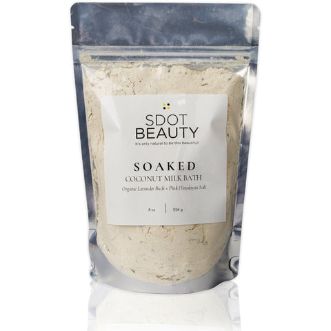 SOAKED Coconut Milk Bath