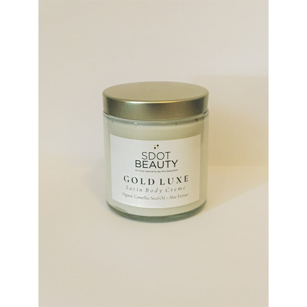 GOLD LUXE Satin Body Creme