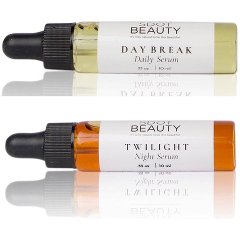 Day & Night Serum Travel Set