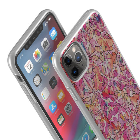 Bloomin Meadow iPhone Flexi Case
