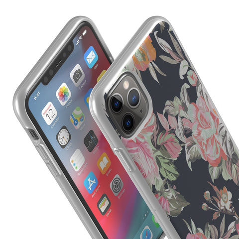 Fall Floral iPhone Flexi Case