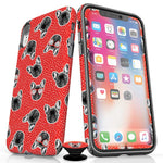 frenchie-french bulldog design-iphone xr bundle