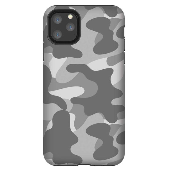 Gray Camo iPhone