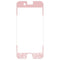 Pink White Dots iPhone Screen Protectors