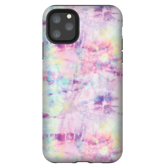Unicorn Pastel Tie Dye iPhone