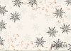 Christmas Backdrop - Christmas Snowflakes