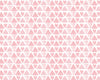 Pink Boho Hearts Photography Backdrop