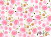 Rosey Floral Backdrop