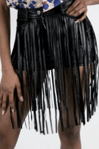 Fringe Shorts - The Bobby Boga