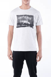 T-shirt Bendigo Grey