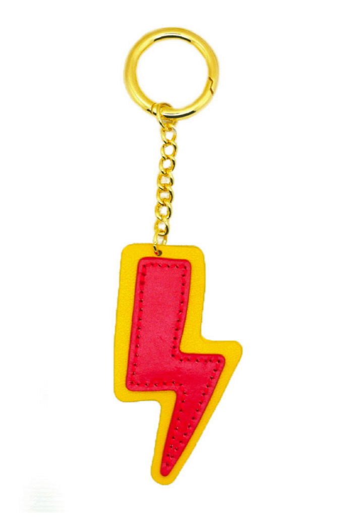 Thunderboldt Key Chain - The Bobby Boga