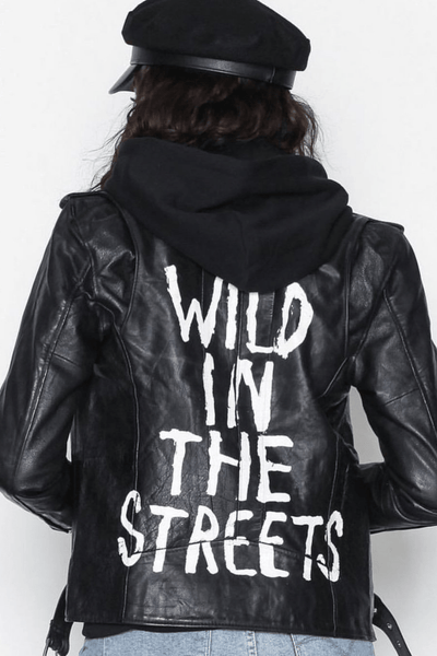 Wild on the Streets Jacket