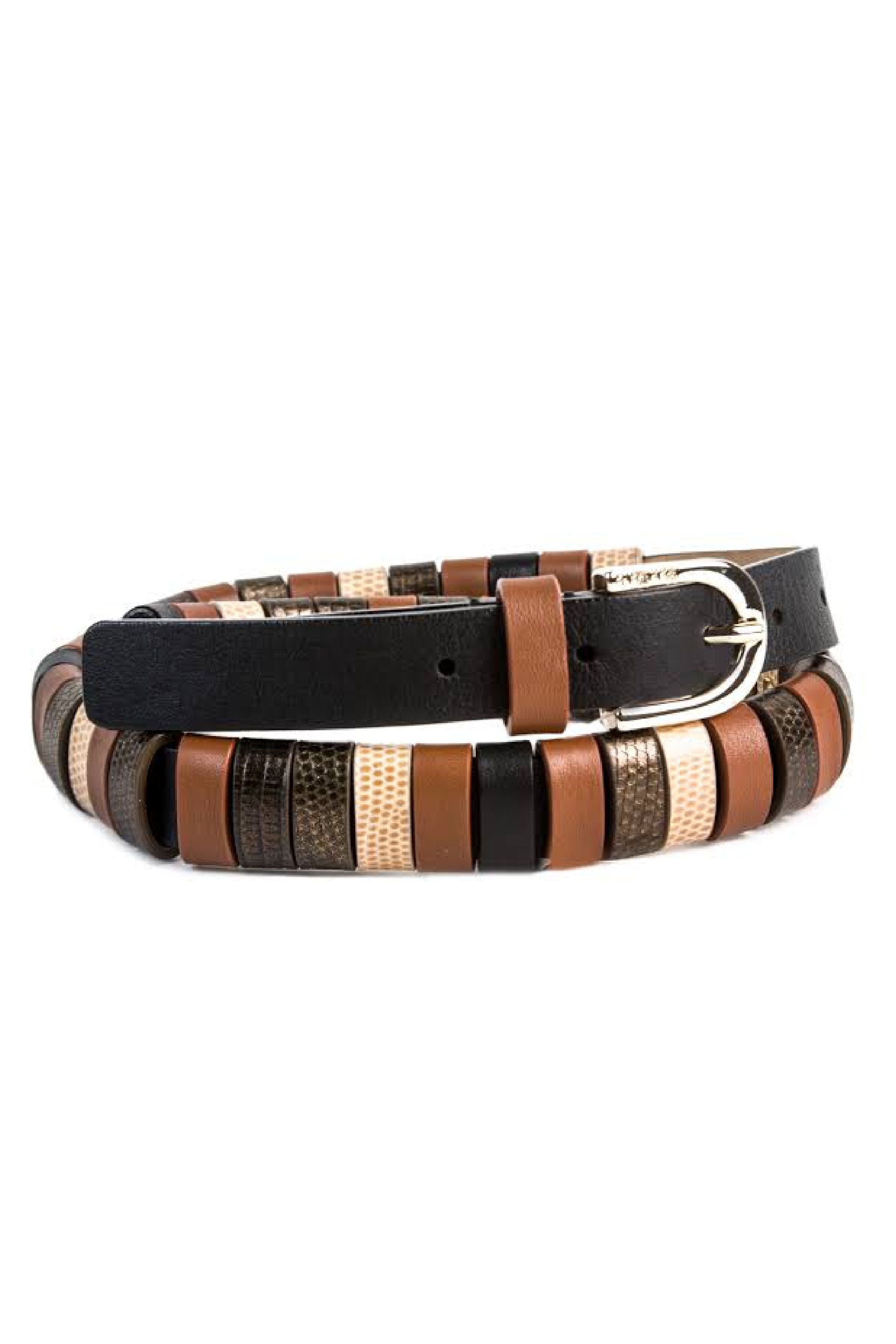 Gelada Leather Belt - The Bobby Boga