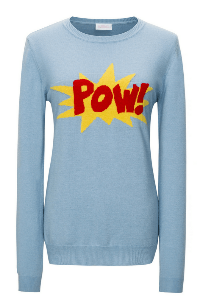POW Wool-Blend Pullover - The Bobby Boga