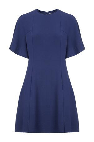 Yoko Fluted Crepe Dress - The Bobby Boga