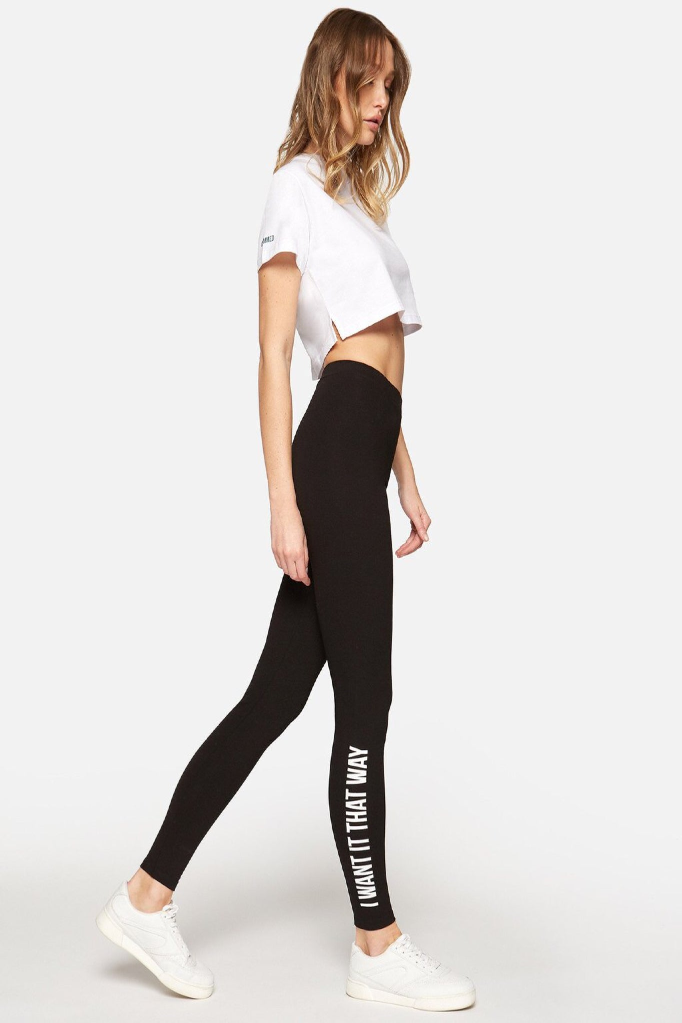 I Want It That Way Leggings - The Bobby Boga