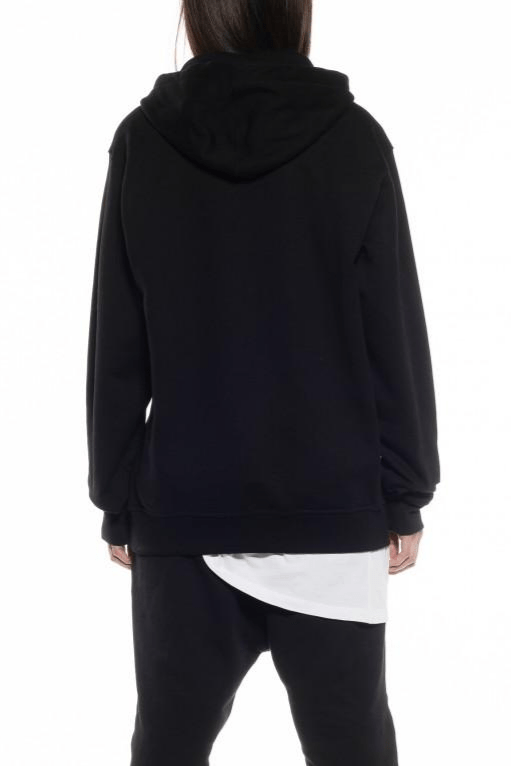 Paris Hood Cotton Sweatshirt - The Bobby Boga