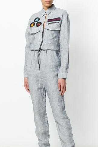 Pac-Man Jumpsuit - The Bobby Boga