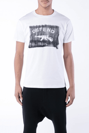 T-shirt Bendigo White