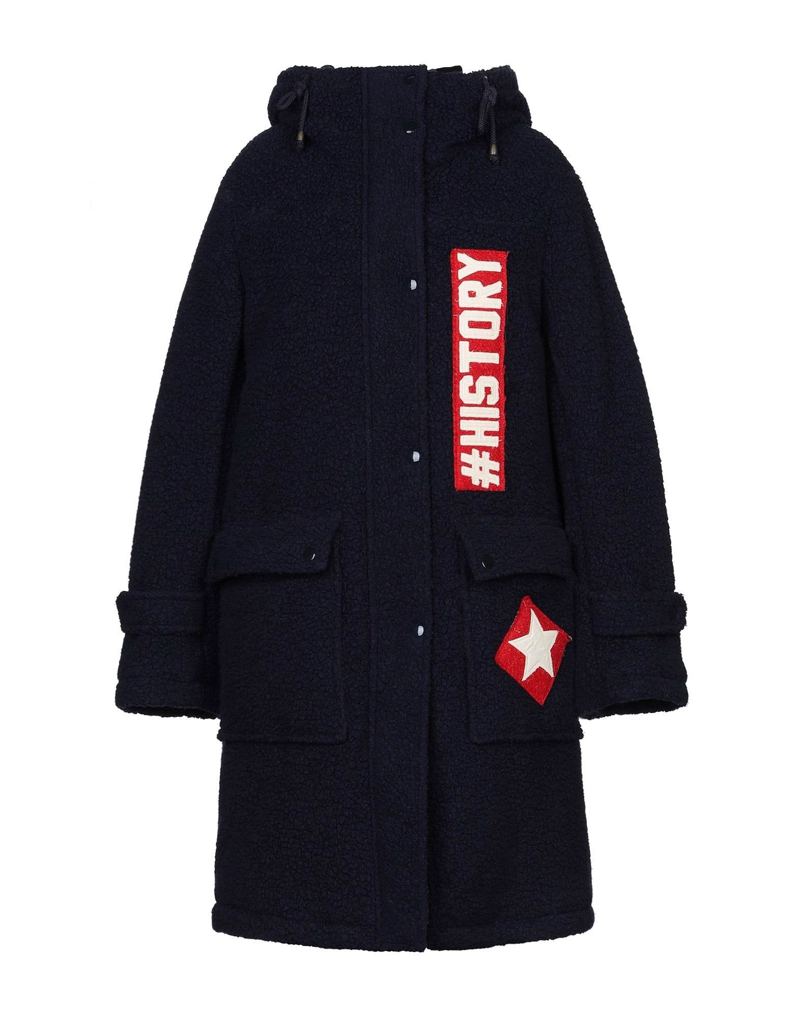 Parka Patch Coat - The Bobby Boga