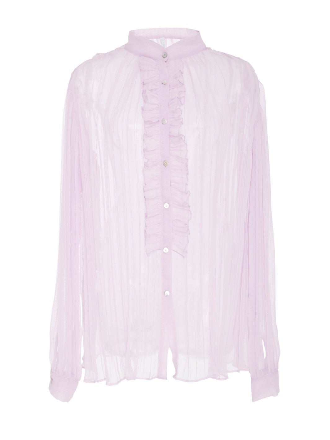 Bina Sheer Shirt - The Bobby Boga