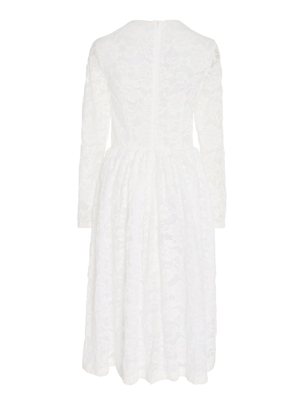 Evelyn White Lace Dress - The Bobby Boga