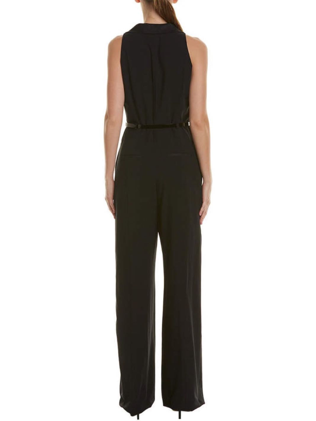 Wool Jumpsuit - The Bobby Boga