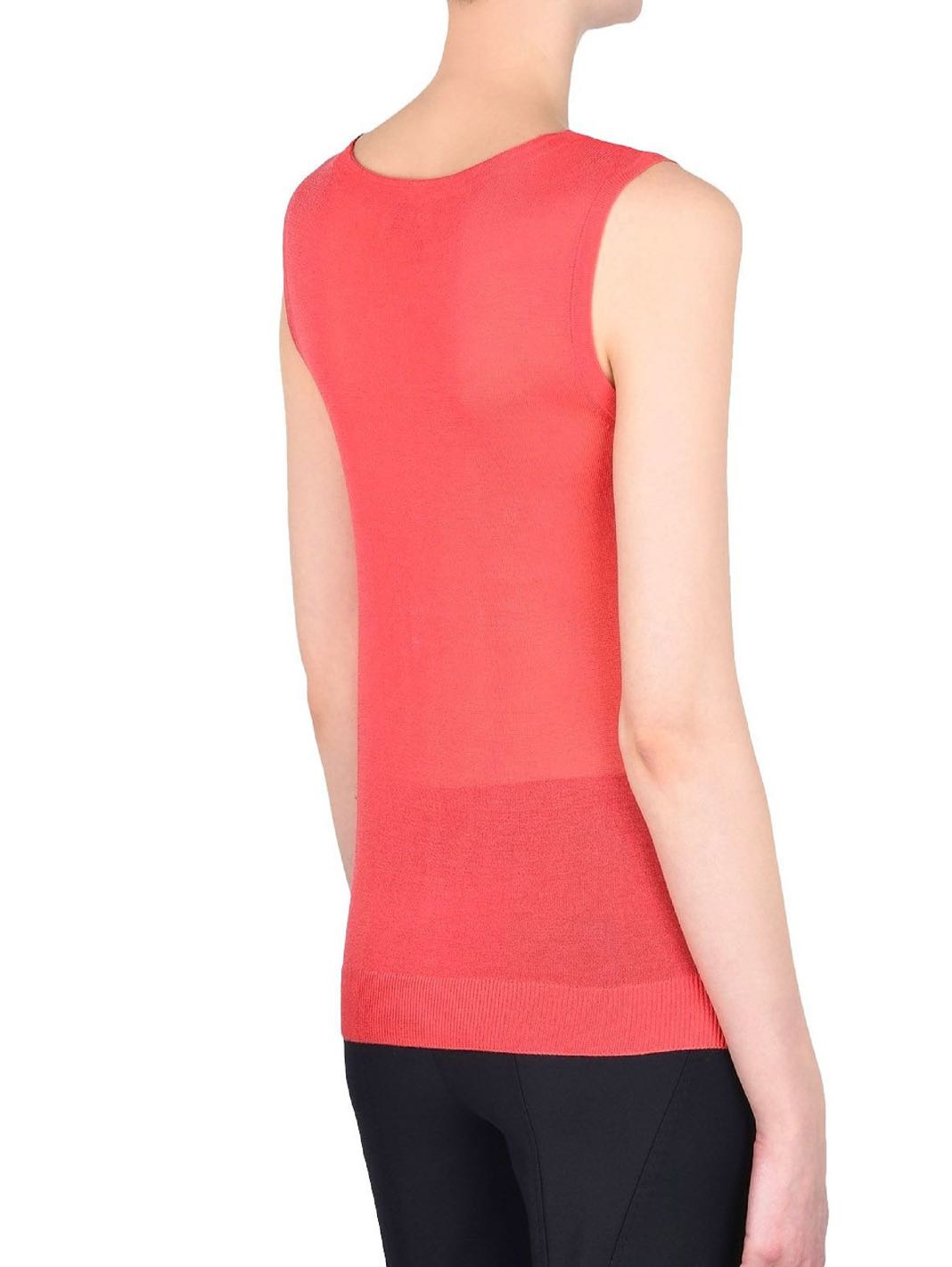 Ribbed Knit Sleeveless Top - The Bobby Boga