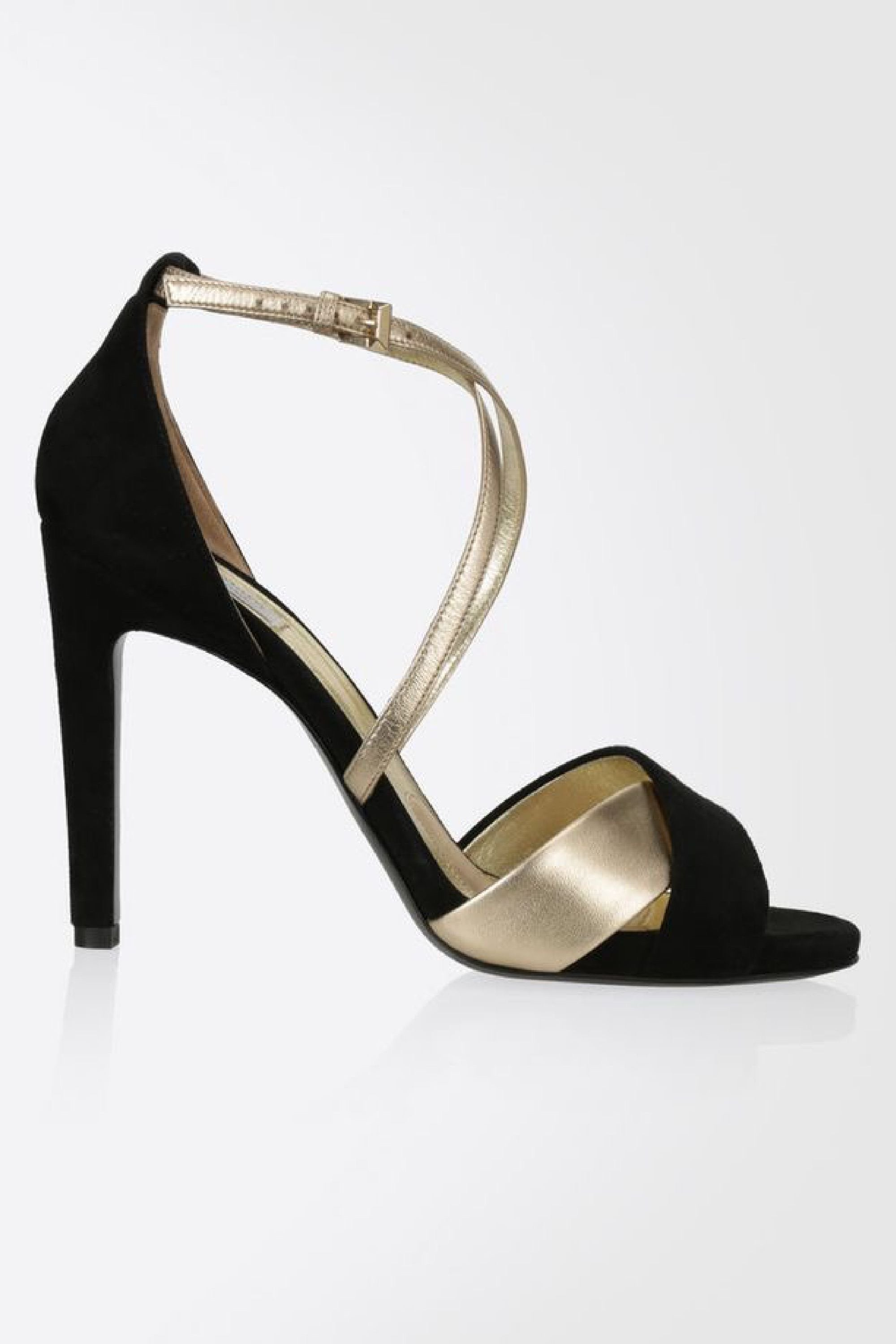 Marate Peep-Toe Sandals - The Bobby Boga