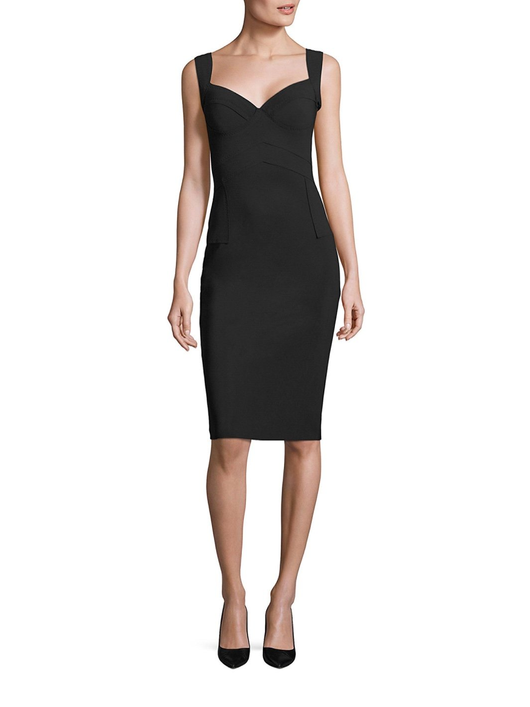 Taranne Tank Bodycon Dress - The Bobby Boga