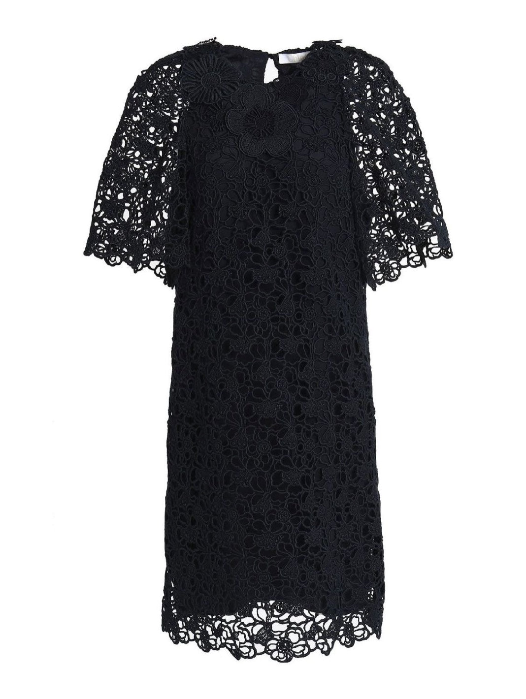 Guipure Macrame Dress - The Bobby Boga