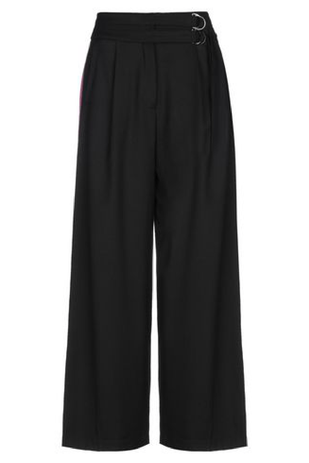 Side-Stripe Trousers - The Bobby Boga